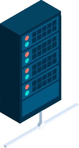 IT Service - Rechner im Rahmen der Digitalisierung