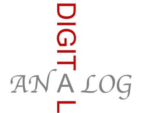 ANALOG trifft DIGITAL
